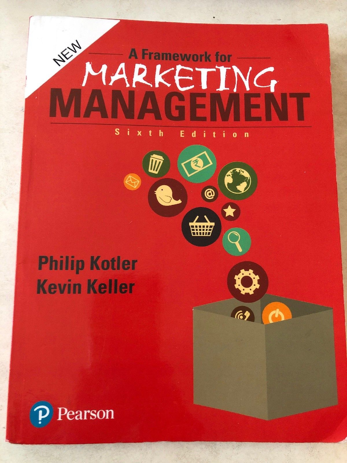 A Framework For Marketing Management 6th Edition By Philip Kotler